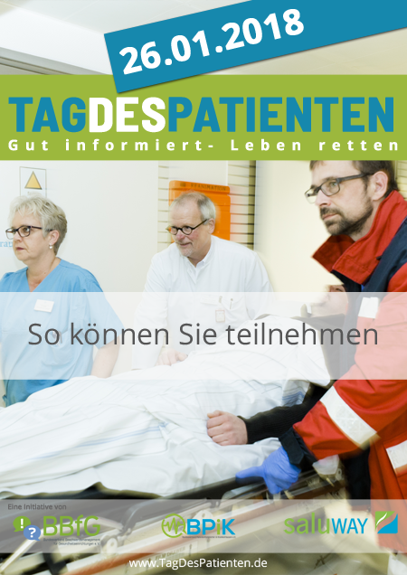 Tag des Patienten